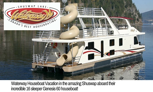Waterways Houseboat Rentals