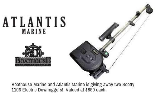 Atlantis Marine Door Prizes